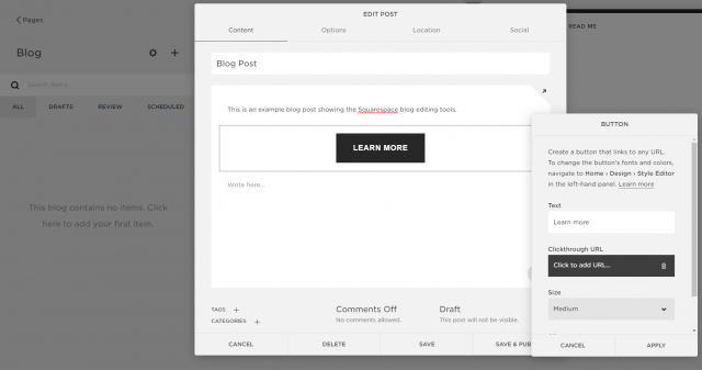 Squarespace Pricing - How Much Does Squarespace Cost ...