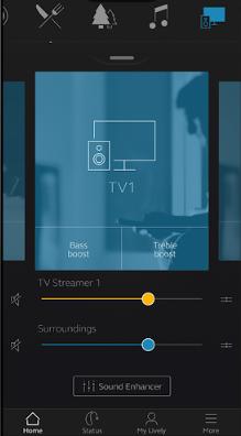 Lively Mobile App Sound Enhancer
