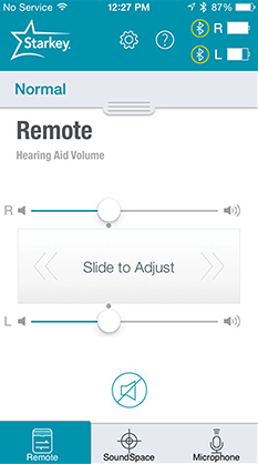 TruLink iPhone Hearing Aid App
