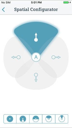 Signia touchControl App