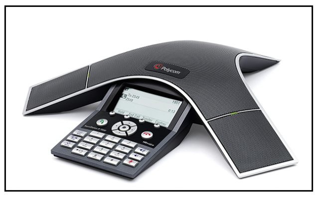 Polycom SoundStation7000 Conference Phone