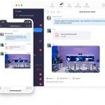 Zoom's zoomchat feature