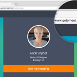 GoToMeeting conference call software