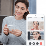 Webex conference call service on mobile