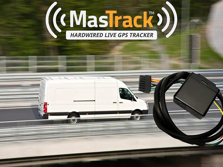 mastrak gps tracker