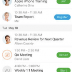 Webex My Meetings