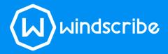 Windscribe Logo Big