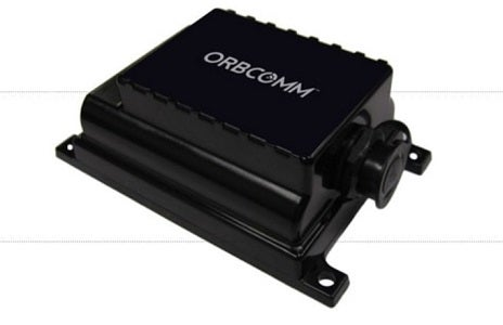 Orbcomm asset tracking hardware