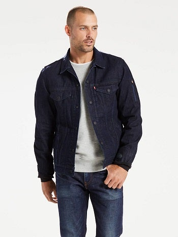 levi google jacket