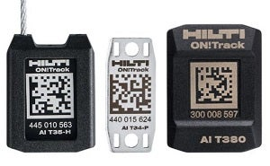 hilti asset trackers