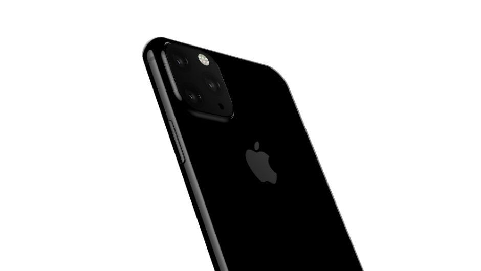 Iphone Xi With Triple Camera Renders Leak 2019 Tech Co