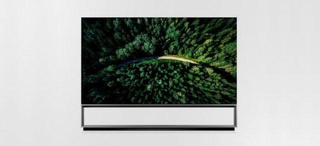LG Z9 8K OLED