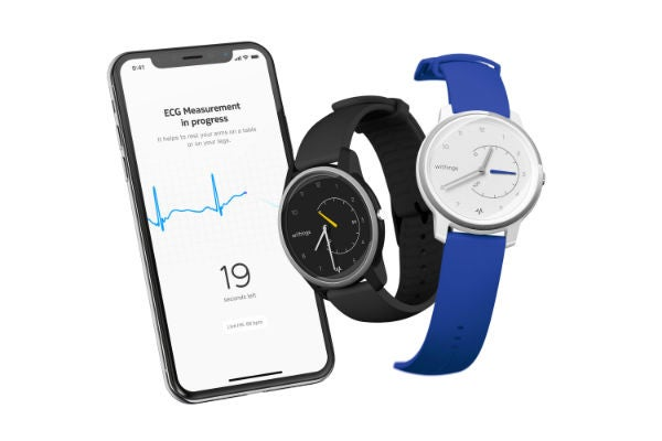 Withings Move ECG CS 2019