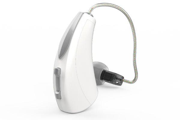 Livio AI hearing aid CES 2019 small