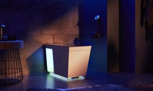 Nuvi2.0 smart toilet