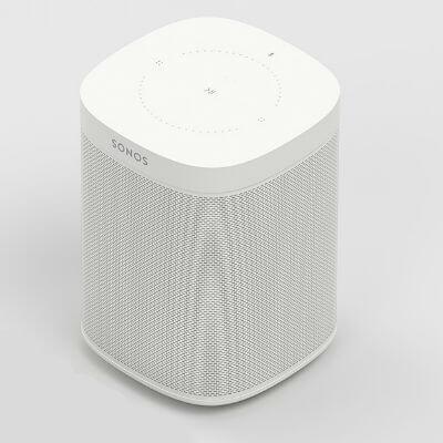 Sonos One Speaker white small