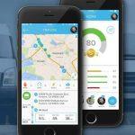 Azuga mobile app