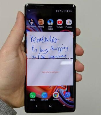 samsung galaxy note 9 best waterproof phones