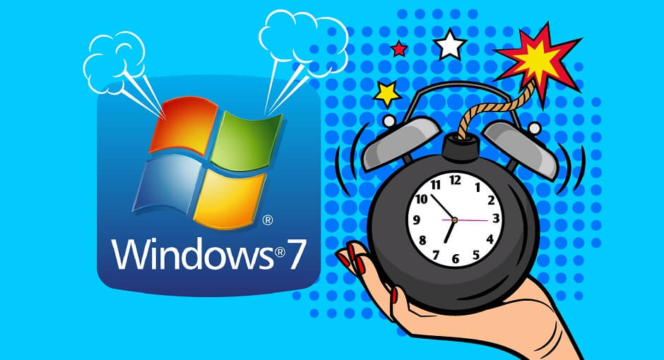 Windows 7 Support Ends in One Year - Here's Why You Should