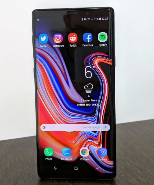 Samsung Galaxy Note 9 Review - 2019 | Tech co
