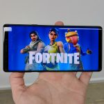 Samsung Galaxy Note 9 review Fortnite