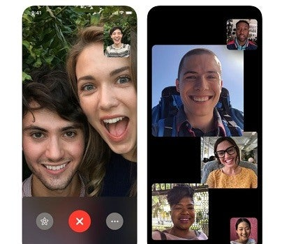 Facetime international calls