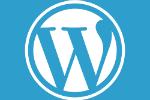 wordpress logo small
