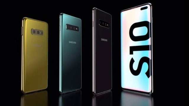 s10 samsung line up