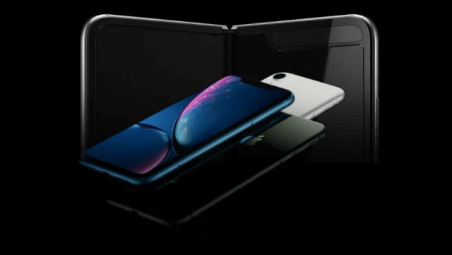 Apple Keep Up With Samsung S10 Galaxy Fold