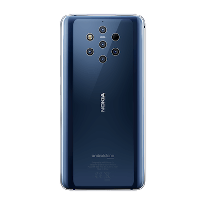 Nokia 9 PureView back