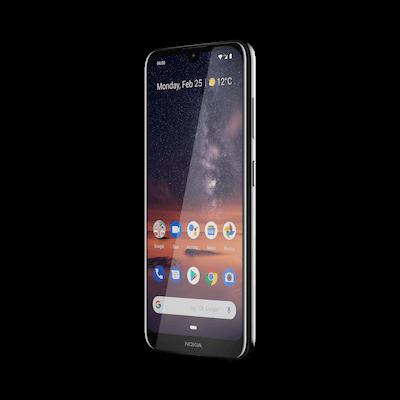 Nokia 3.2 Angled