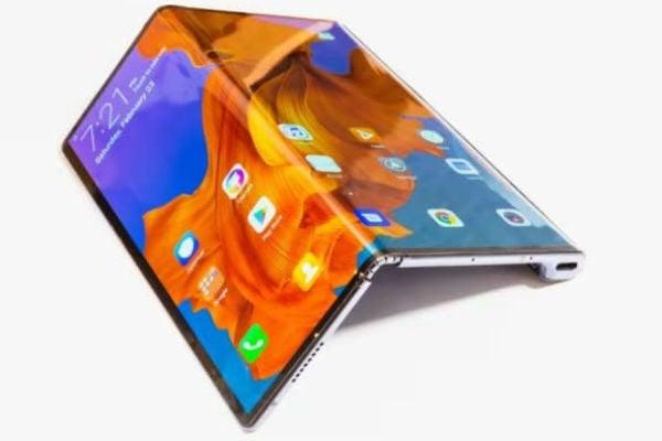 Huawei Mate X small