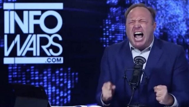 Social Media Bans Alex Jones