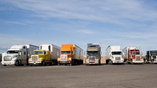 Trucking dispatch software header