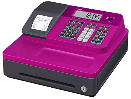 Casio SE-G1SC-PK cash-register