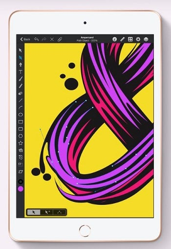 The latest Apple iPad Mini