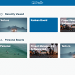 Trello Board View