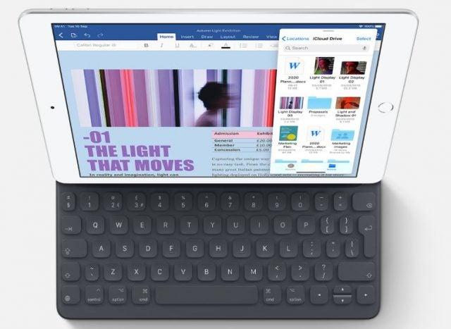 iPad 10.2 with Keyboard