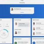 The Workday HCM onboarding process