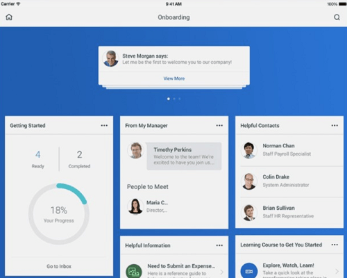 Workday Review 2019 | Performance Management Software | Tech co