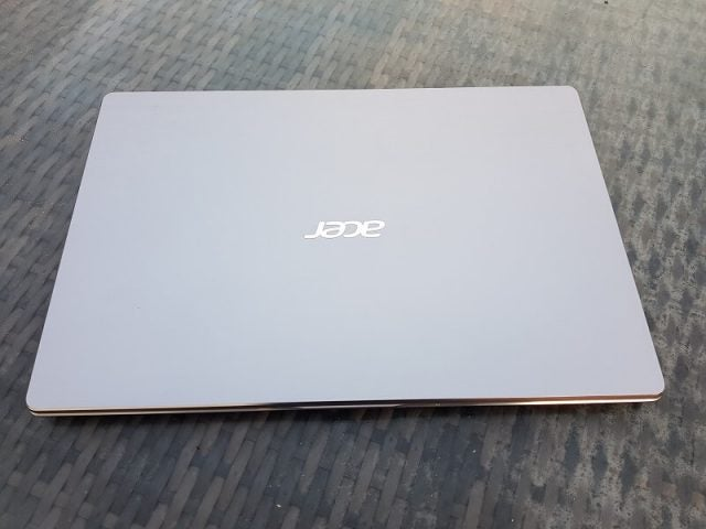 Closed Acer Swift 3