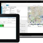Omnitracs ELD software on tablet, desktop and mobile