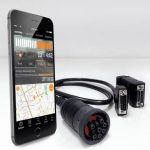 The Gorilla Safety ELD device and mobile app