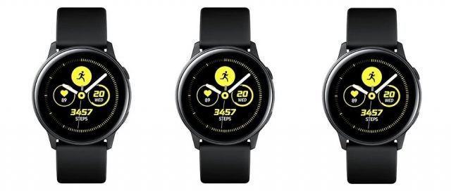 Samsung Brings Update to Older Galaxy Watches
