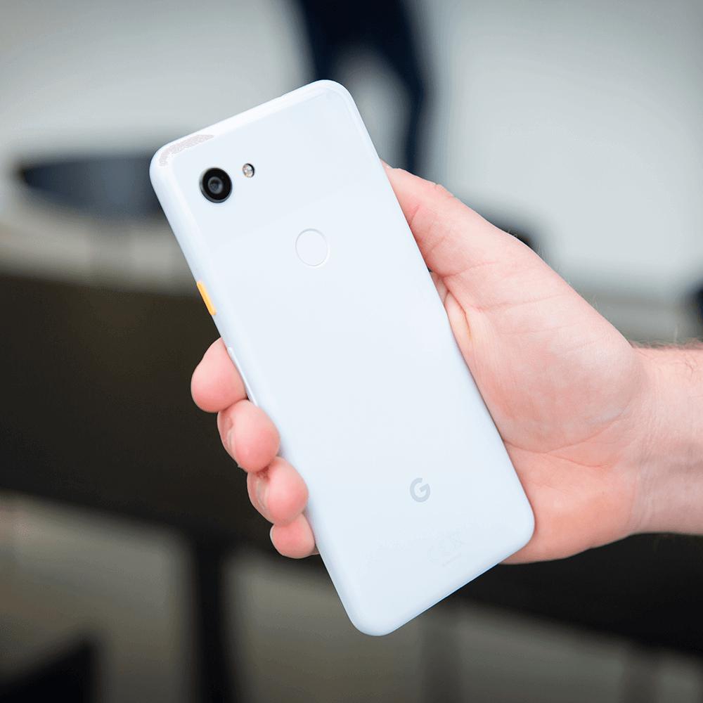google pixel 3a rear case