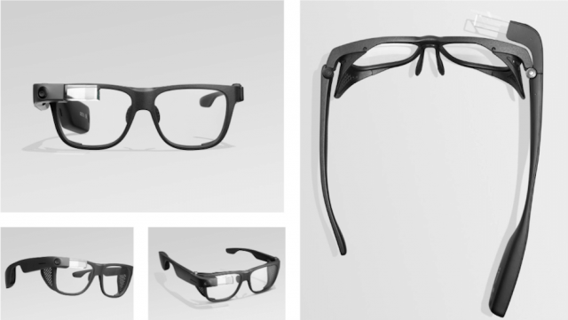 Google Glass Returns With Safety Frames and Better Battery