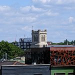 church tower in distance google pixel 3a xl