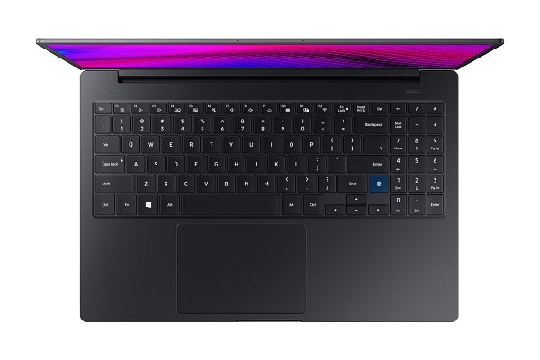 Notebook 7 Force keyboard