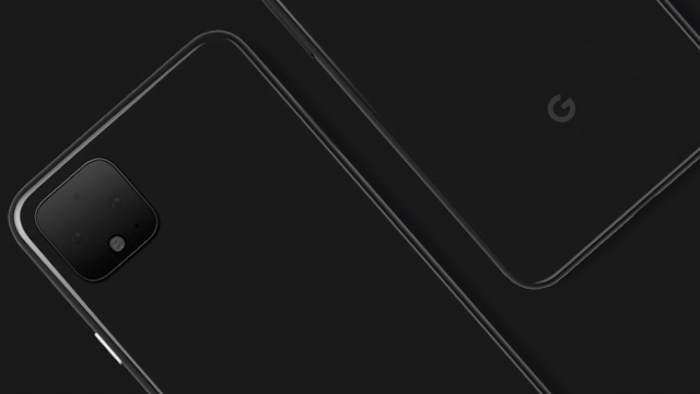Pixel 4 Design Leak