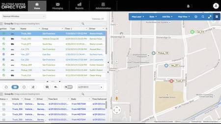 Teletrac Navman Mapping